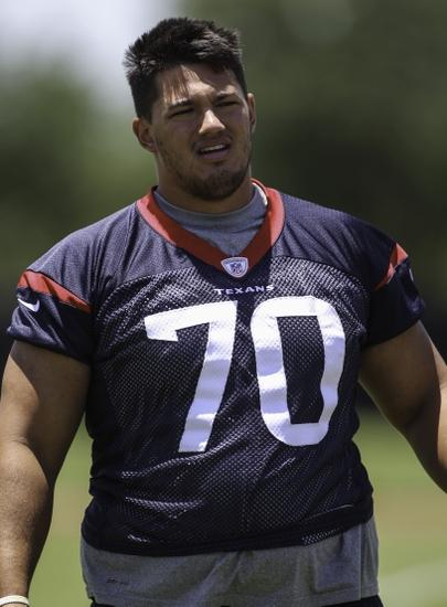 wholesale dealer 6ffc2 d2bf1 Where does Xavier Su'a-Filo fit within the Houston Texans o ...