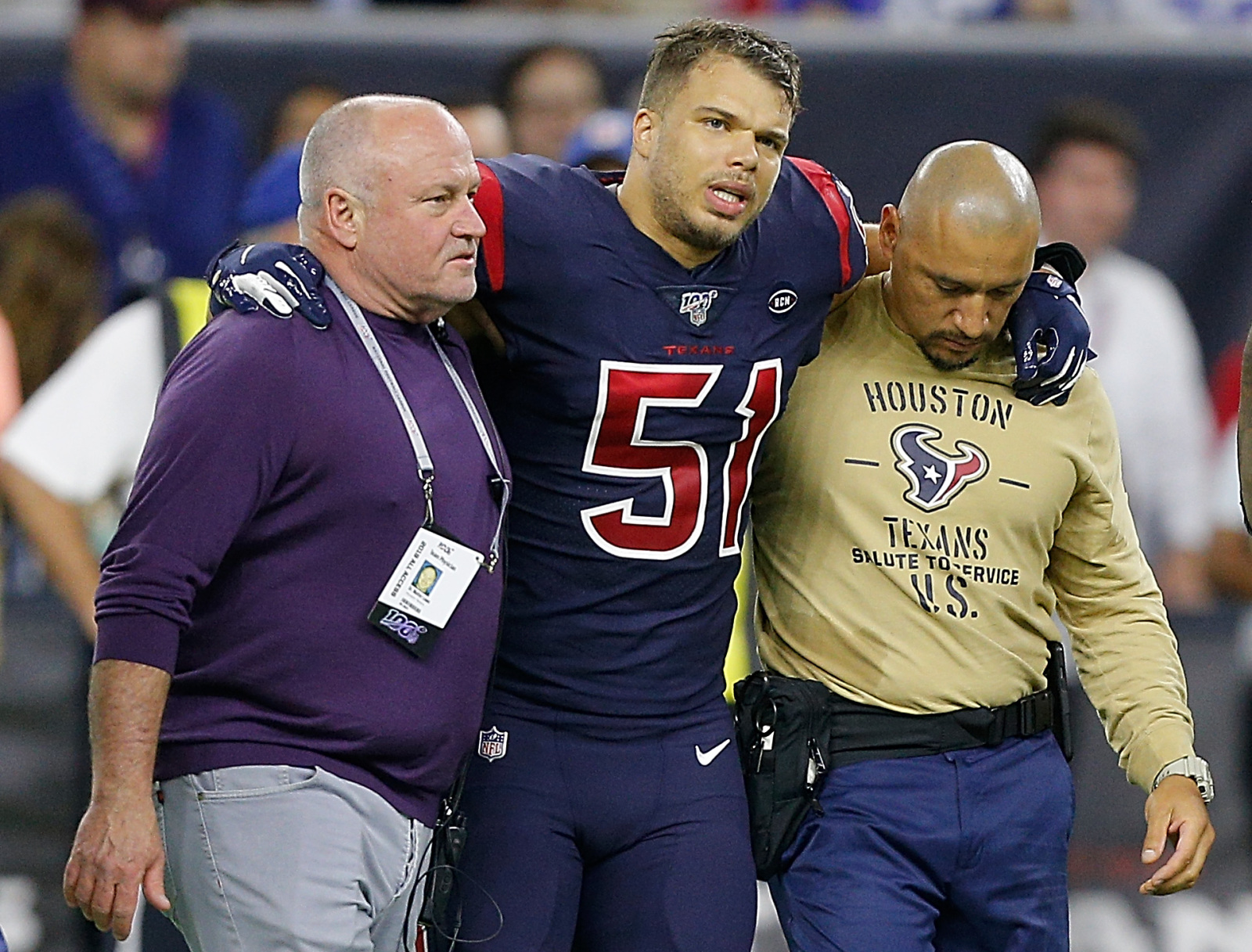 Houston Texans: 3 inside linebackers to replace Dylan Cole