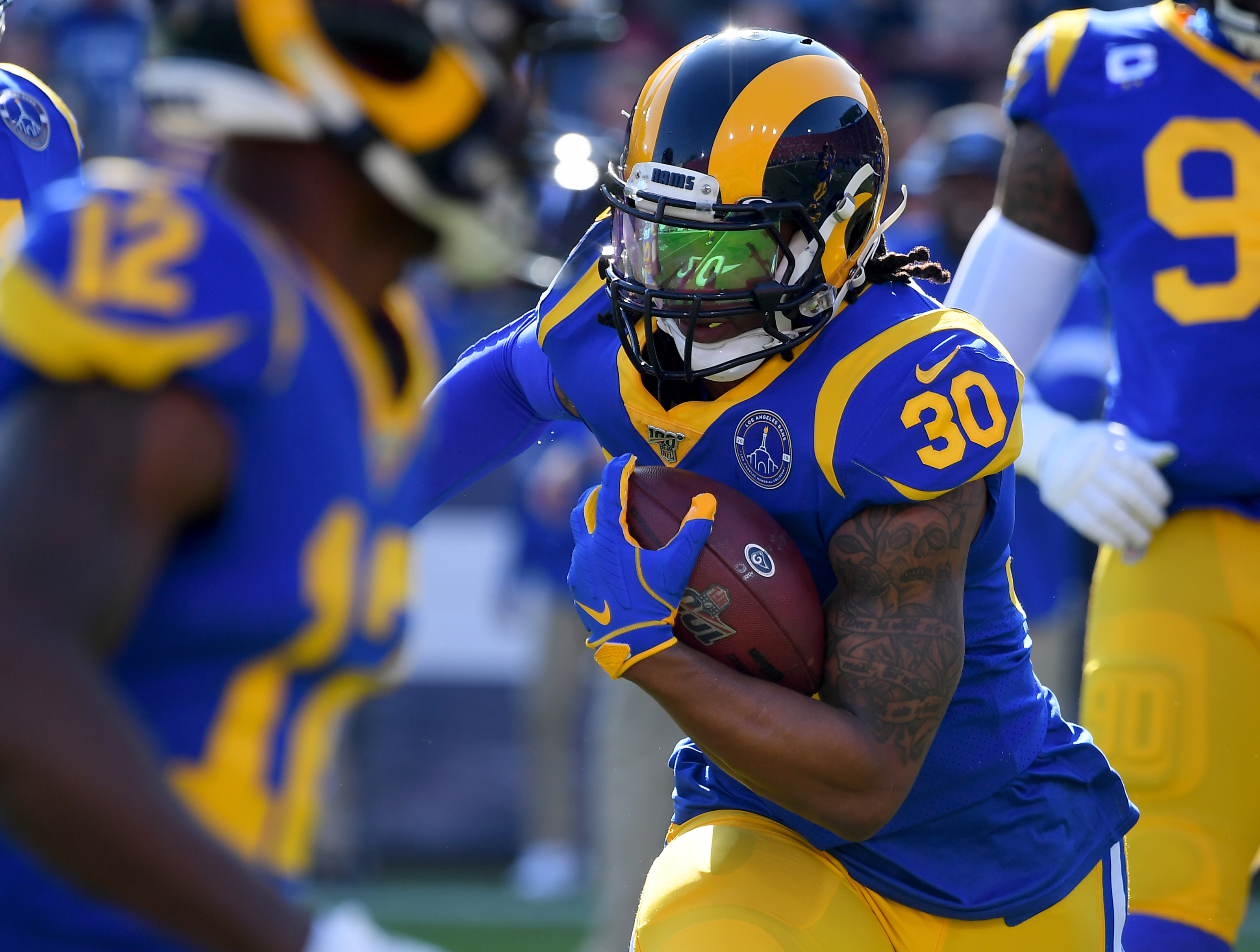 Would Todd Gurley Make Sense For The Houston Texans