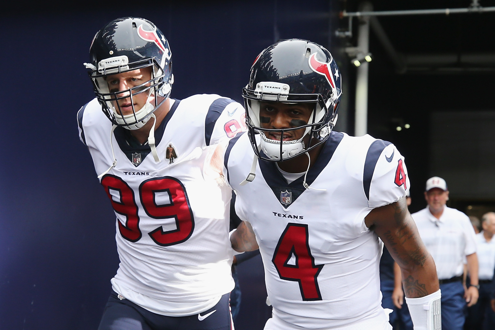 Houston Texans: Projected starting lineup before the NFL Draft